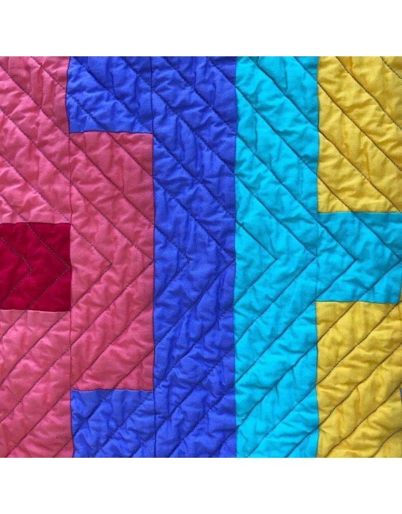 Orange Dot Quilts Orange Dot Quilt's Echoes Pattern