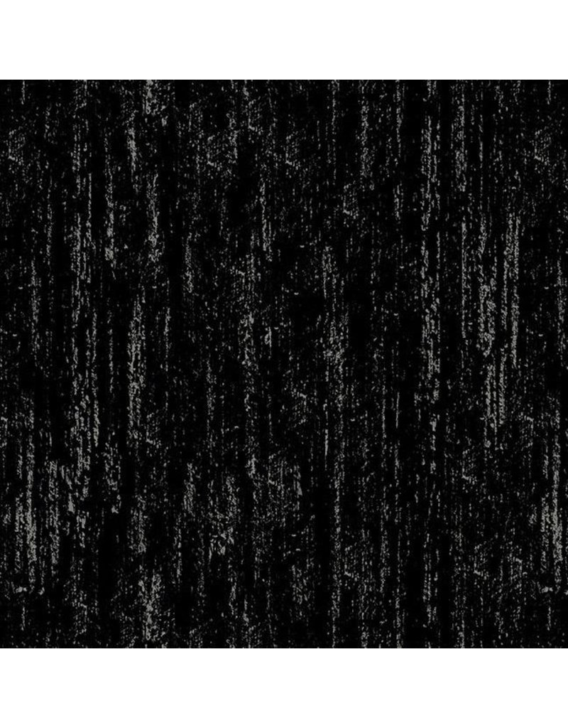 Sarah Watts Ruby Star Society, Brushed Crescent in Black, Fabric Half-Yards RS2005 22