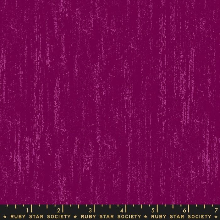 PD's Ruby Star Society Collection Ruby Star Society, Brushed Crescent in Purple Velvet, Dinner Napkin