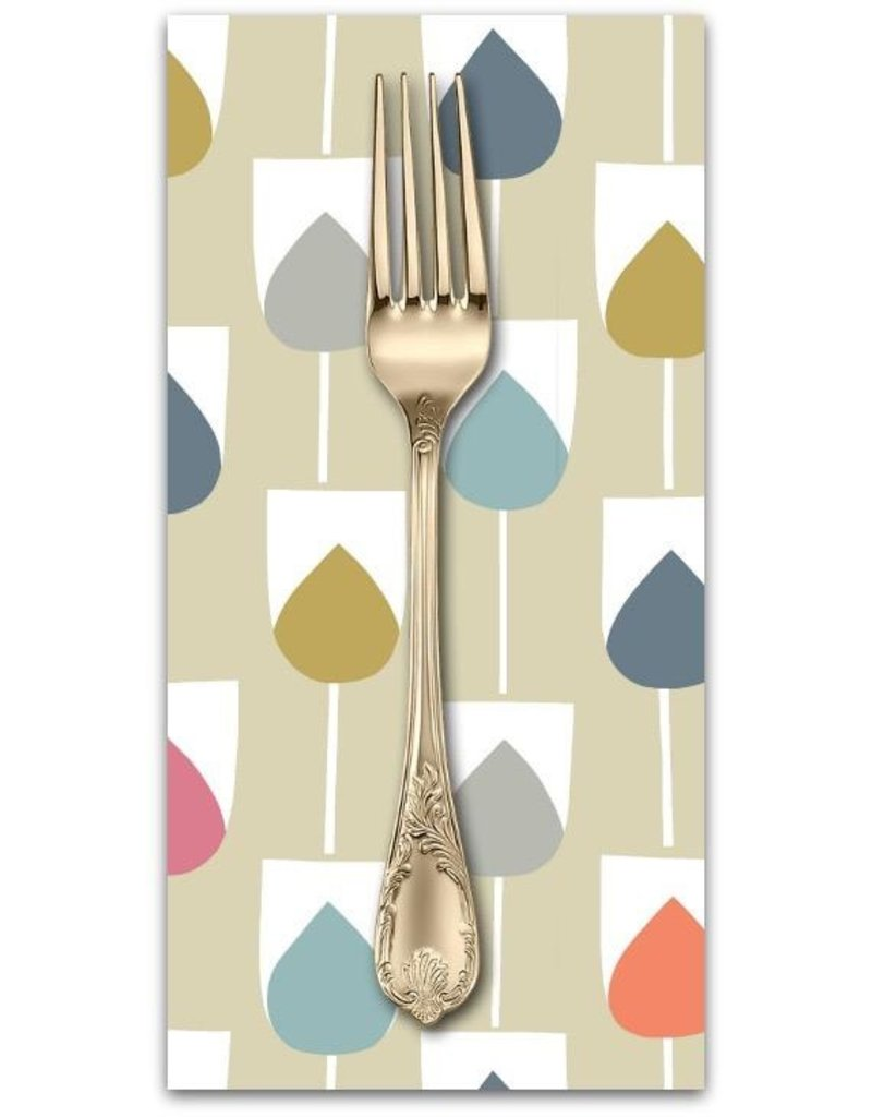 PD'S Free Spirit Collection Baja, Sula in Beige, Dinner Napkin