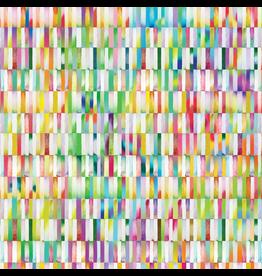 Moda Gradients, Stacks in Multi, Fabric Half-Yards 33367 11D
