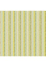 Free Spirit Land Art, Seeds in Cream, Fabric Half-Yards PWOB021