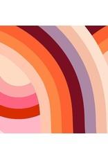 Ruby Star Society for Moda Rayon, Ruby Star Society, Daydream in Sunset, Fabric Half-Yards