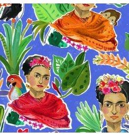 August Wren Viva Mexico!, Viva Mexico! in Multi, Fabric Half-Yards STELLA-DAW1508