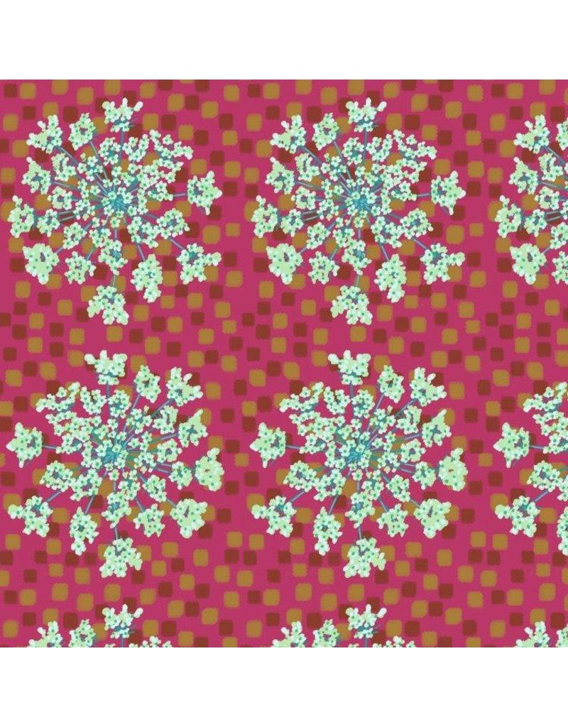 Anna Maria Horner One Mile Radiant, Queen Anne in Apple, Fabric Half-Yards PWAM015
