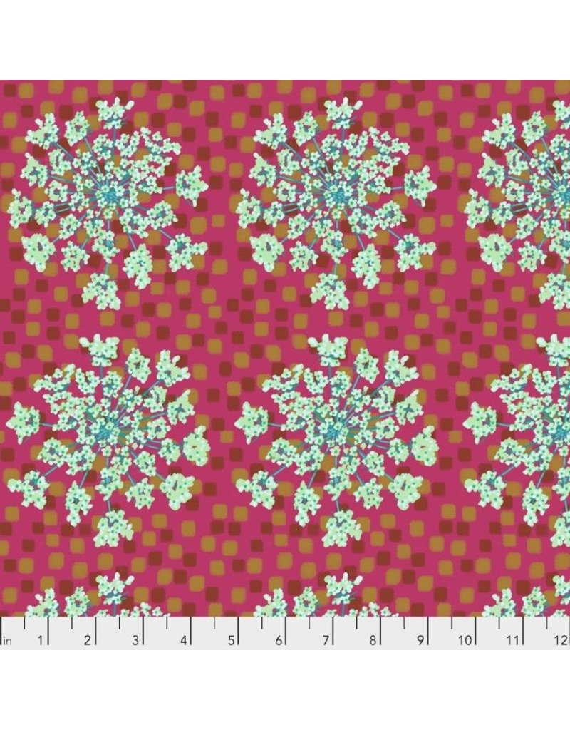 PD's Anna Maria Horner Collection One Mile Radiant, Queen Anne in Apple, Dinner Napkin