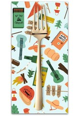 PD's RJR Collection Camping Crew, Campgear in Sky, Dinner Napkin