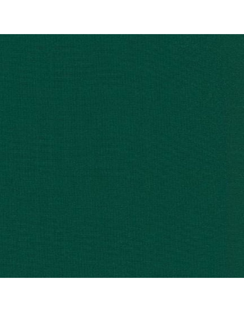 Robert Kaufman Kona Cotton in Spruce, Fabric Half-Yards K001-1361
