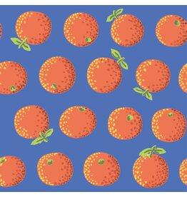 Kaffe Fassett Kaffe Collective 2020, Oranges in Orange, Fabric Half-Yards  PWGP177