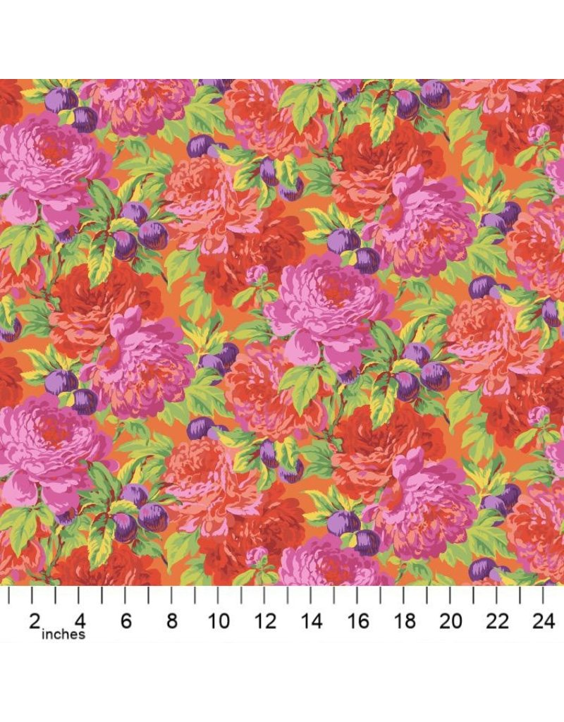 PD's Kaffe Fassett Collection Kaffe Collective 2020, Luscious in Pink, Dinner Napkin