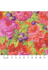 Philip Jacobs Kaffe Collective 2020, Luscious in Pink, Fabric Half-Yards  PWPJ011