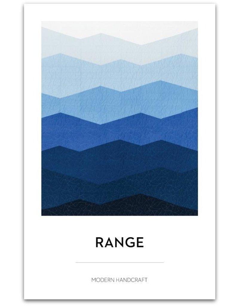 Modern Handcraft Modern Handcraft's Range Quilt Pattern