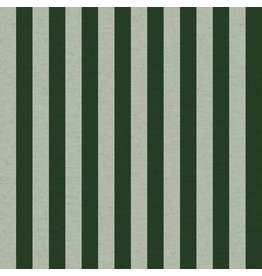 Rifle Paper Co. Linen/Cotton Canvas, Primavera, Cabana Stripe in Mint, Fabric Half-Yards RP309-MI4C