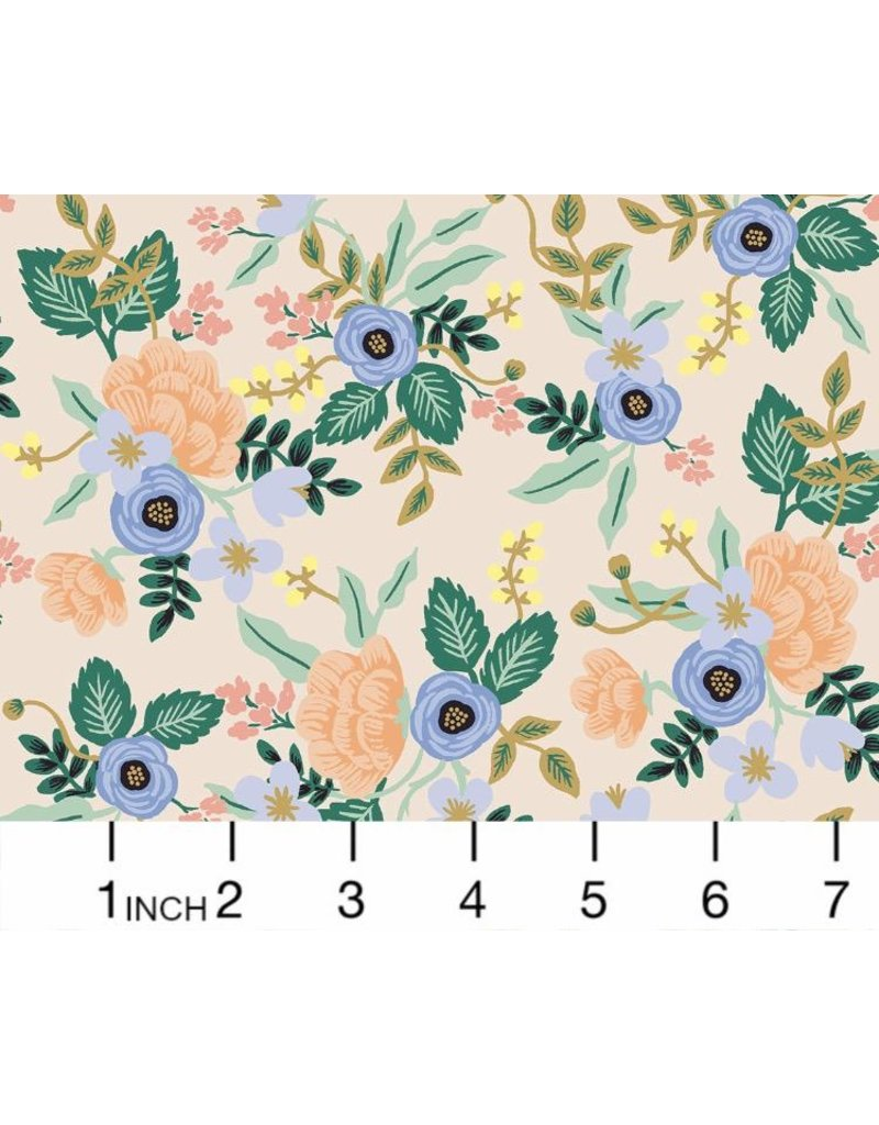 Rifle Paper Co. Primavera, Birch in Blush, Fabric Half-Yards RP304-BL3
