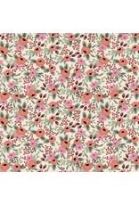 Rifle Paper Co. Primavera, Rosa in Blush, Fabric Half-Yards RP305-BL3