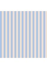 Rifle Paper Co. Primavera, Cabana Stripe in Periwinkle, Fabric Half-Yards RP309-PE2