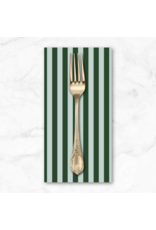 PD's Rifle Paper Co Collection Primavera, Cabana Stripe in Mint, Dinner Napkin