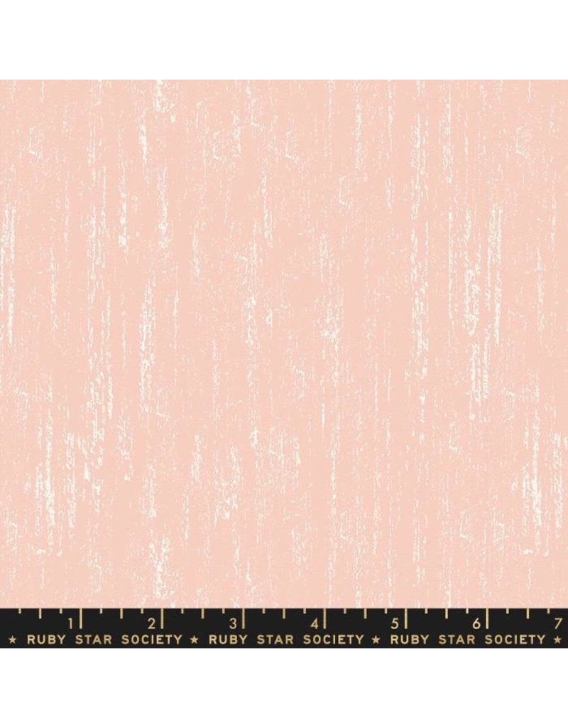 Sarah Watts Ruby Star Society, Tiger Fly Brushed in Pale Peach, Fabric Half-Yards RS2005 18