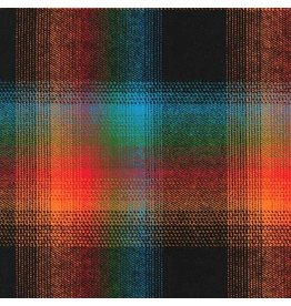 Robert Kaufman Yarn Dyed Cotton Flannel, Durango Flannel in Adventure, Fabric Half-Yards SRKF-17614-267