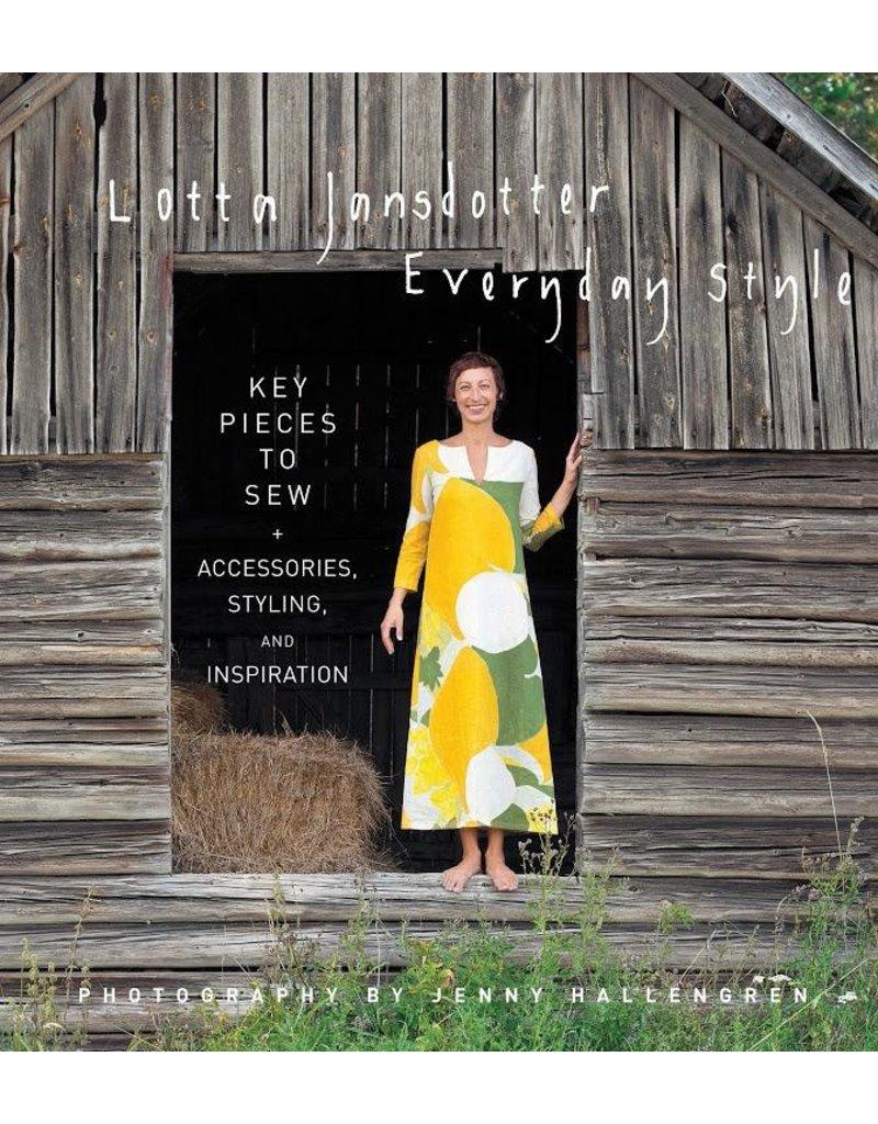 Lotta Jansdotter Book: Lotta Jansdotter Everyday Style