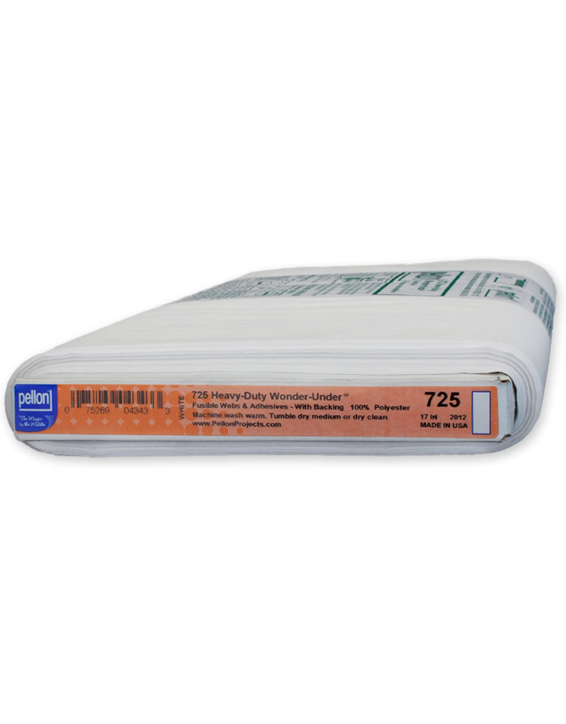 Pellon 725 Heavy Duty Fusible Wonder-Under, by the Yard