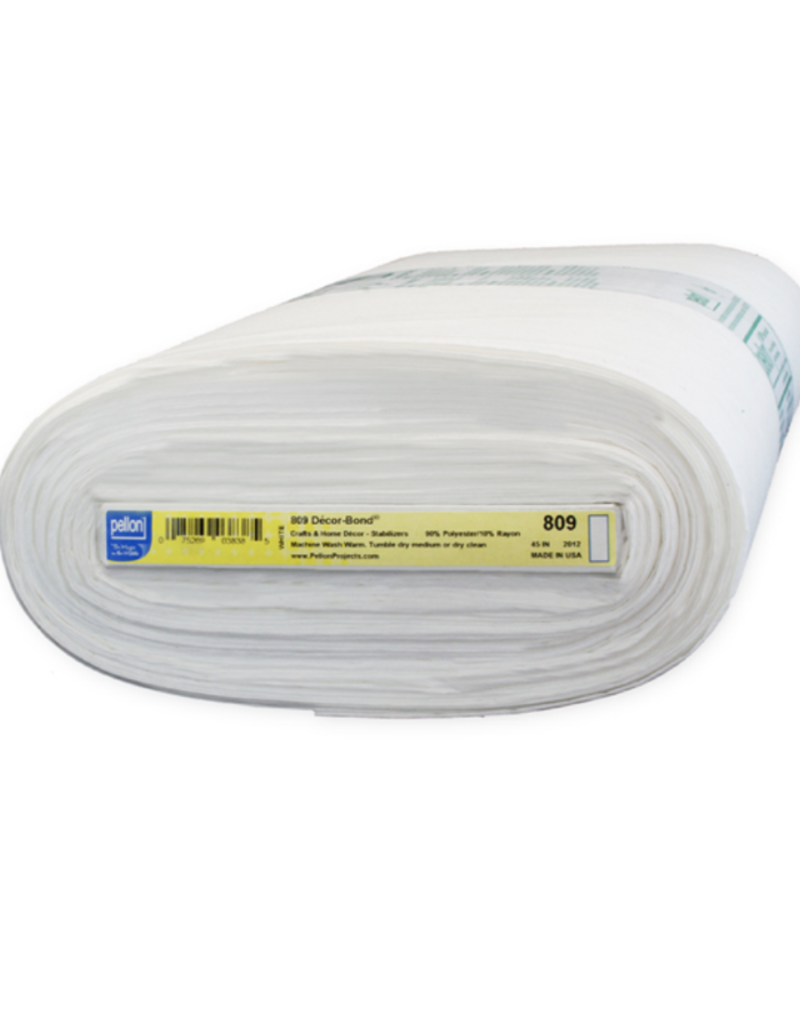 Pellon 809 Decor Bond, Heavy Firm Fusible Backing, by the Yard