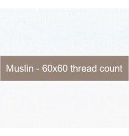 Moda Fabric, Muslin Basic in White, 100% Cotton, by the Yard  9946 11