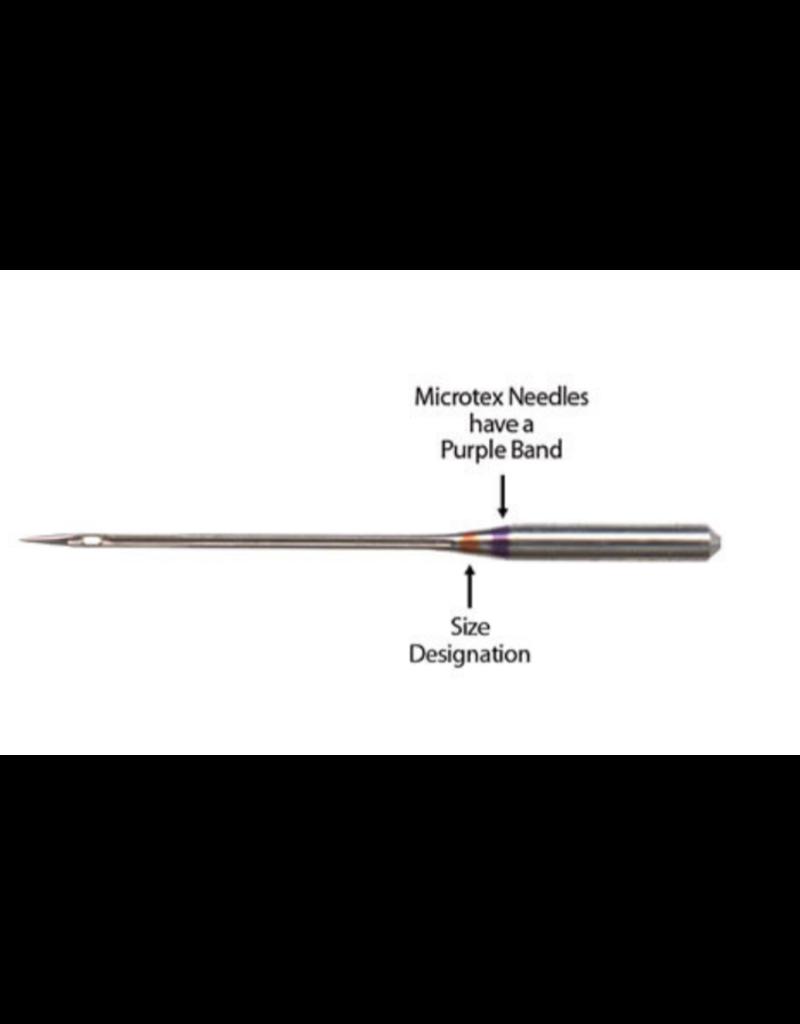 Schmetz Schmetz 1730 Microtex Sharp Needles -  size 80/20, 5 count
