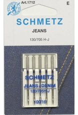 Schmetz Schmetz 1712 Jeans Denim Needles - 5 count