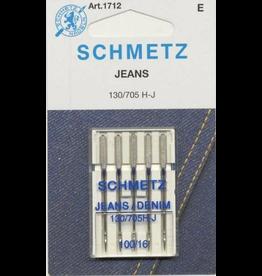 Schmetz Schmetz 1712 Jeans Denim Needles - 5 count