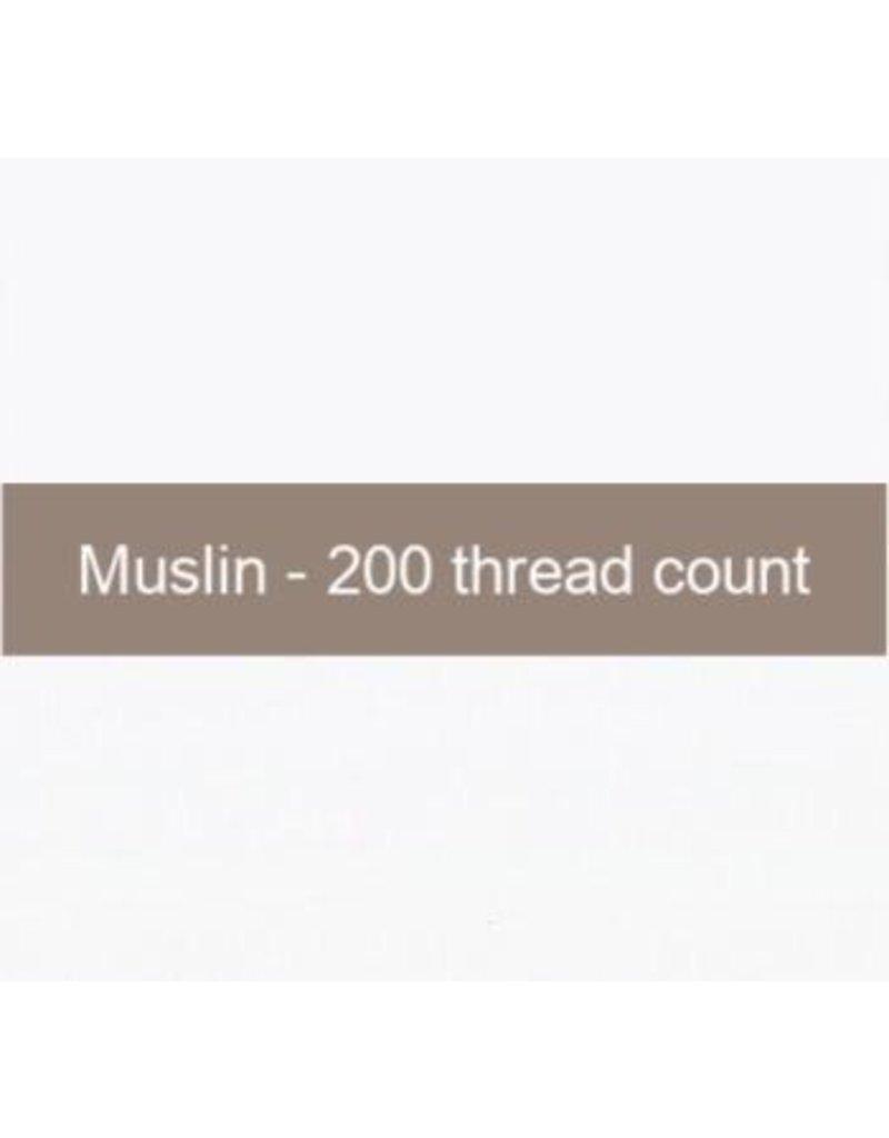 Moda Fabric, Muslin in Warm White, 200 Thread Count, by the Half-Yard, 9951 11
