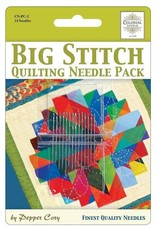 Big Stitch Quilting Needle Pack - 14ct by Pepper Cory
