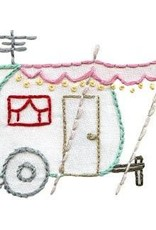Sublime Stitching Embroidery Iron-On Transfers, Camp Out, from Sublime Stitching