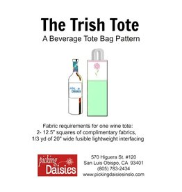 Picking Daisies Picking Daisies Beverage Tote, a Wine and Beverage Carrier Pattern