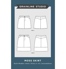 Grainline Studio Grainline's Moss Skirt Pattern