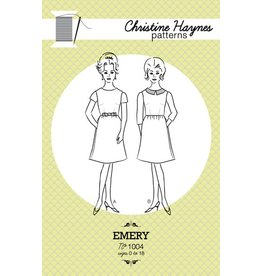 Christine Haynes Patterns ON SALE  50% OFF - Christine Haynes' Emery Pattern