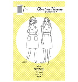 Christine Haynes Patterns ON SALE 50% OFF - Christine Haynes' Sylvie Pattern