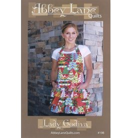 Abbey Lane Quilts Abbey Lane Quilts' Lady Godiva Apron Pattern