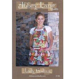 Abbey Lane Quilts Abbey Lane Quilts' Lady Godiva Apron Pattern