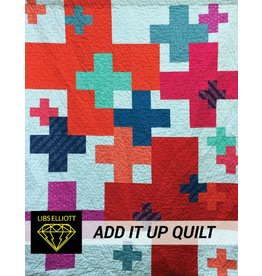Libs Elliott Libs Elliott's Add It Up Quilt Pattern