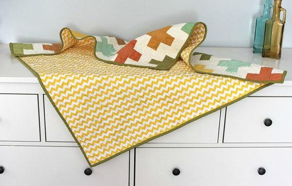 Orange Dot Quilts Orange Dot Quilt's On the Plus Side Pattern