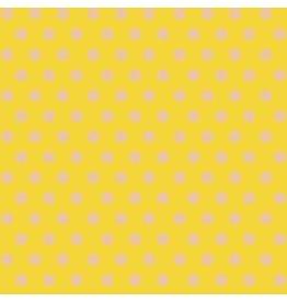Alison Glass Sun Print, Sphere in Amber, Fabric Half-Yards