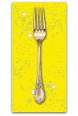 PD's Alison Glass Collection Sun Print, Grove in Yellow, Dinner Napkin