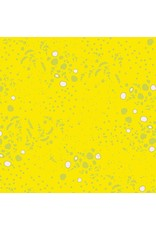Alison Glass Sun Print, Grove in Yellow, Fabric Half-Yards