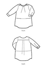 Oliver+S's Book Report Dress Pattern