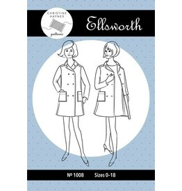 Christine Haynes Patterns ON SALE 50% OFF - Christine Haynes' Ellsworth Pattern