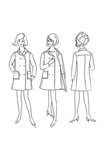 Christine Haynes Patterns ON SALE 50% OFF - Christine Haynes' Ellsworth Pattern