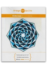 Orange Dot Quilts Orange Dot Quilt's Arabesque Pattern with templates