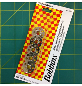 Bernina Bobbins by Gingham Square - 5 count