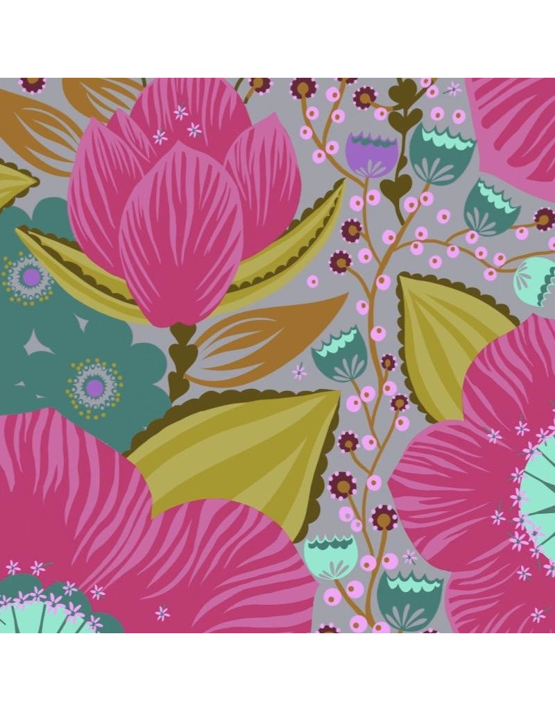 "Anna Maria Horner Hindsight, Honorable Mention in Fuchsia, Fabric Half-Yards PWAH144 (ONE 30"" CUT REMAINING)"